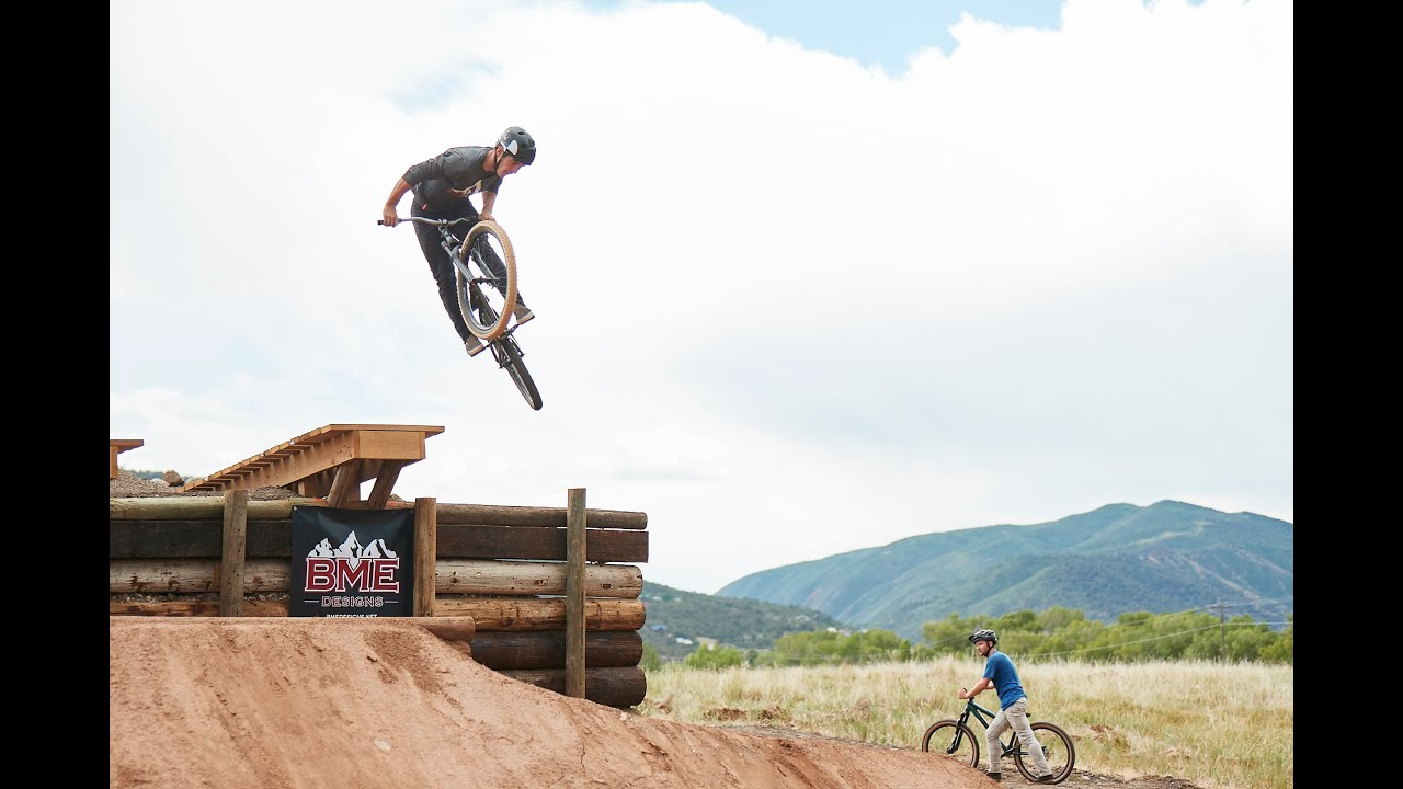 Crown Mountain Bike Park Build | BME Designs