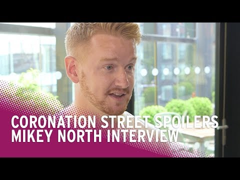 Coronation Street (Corrie) Spoilers: Mikey North on Gary and Phelan's FINAL Showdown