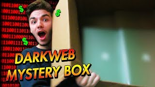 I Bought a Mystery Box from Dark Web... (Deep Web)