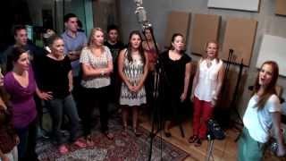 Nina Pušlar - Svet je tvoj! (in studio w/ fans)
