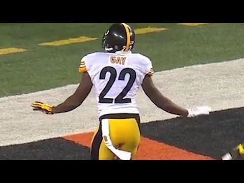 Steelers vs Bengals Wild Card 2016