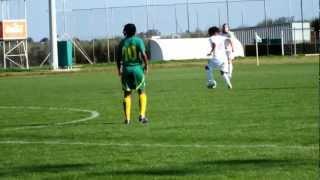 Banyana Banyana vs New Zealand Practice Match