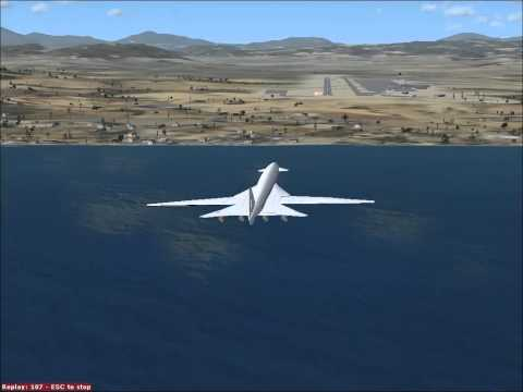 MIcrosoft Flight Simulator X Boeing 2707