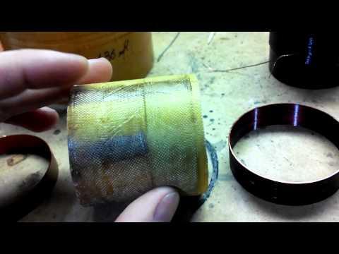 видео: как устроена звуковая катушка