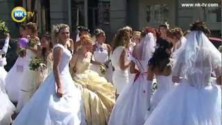 Невесты и парад