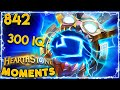 The GREATEST Hearthstone Player Of ALL TIME Hearthstone Daily Moments Ep 842 mp3
