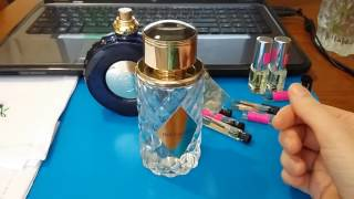 Мои новые ароматы, отливанты (Charriol, Boucheron, Montale и др.) - Видео от Olga Azorel