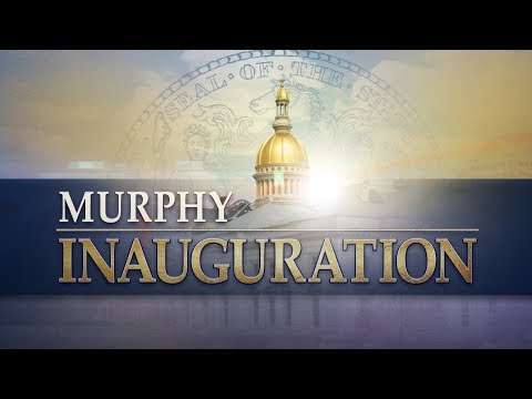 NJTV News Special Report: Inauguration of Phil Murphy