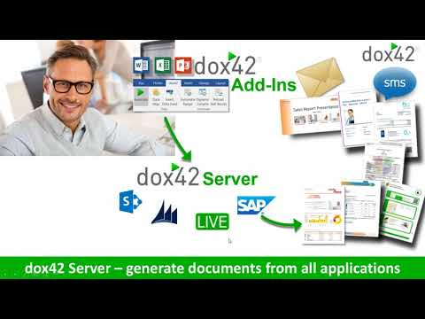 Secure Document Generation In The Cloud With Dox42 And Azure AD