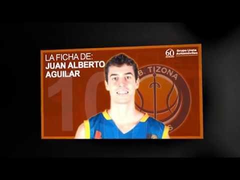 La ficha de Juan Alberto Aguilar - Autocid Ford Burgos