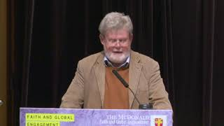 Prof John Milbank - Can We Save Our World? Religion and Ecology