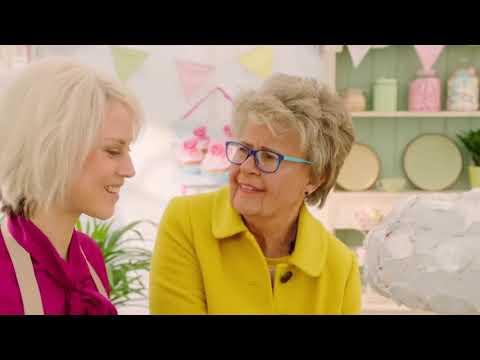 Tracey Ullman - Great British Bake Off Armageddon