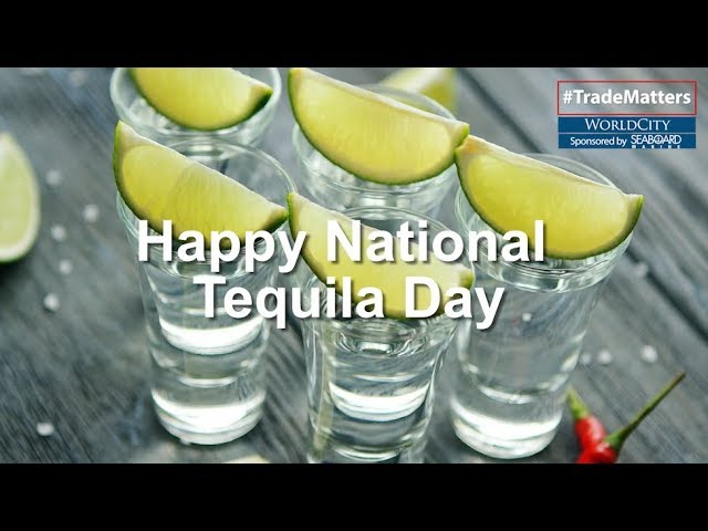 Where does Tequila come from and go to?