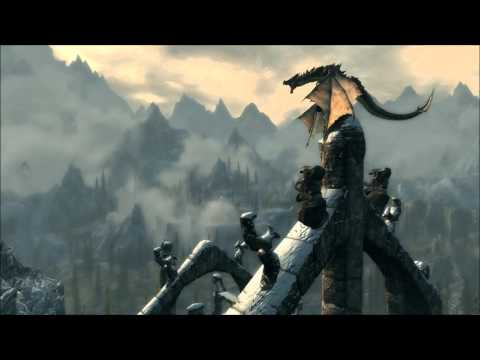 [Cover]-Skyrim: The Dragonborn Comes (Malukah's version)- Duet by Em and Loona The Secret