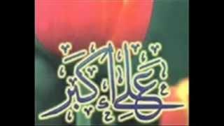 Hai Hai Ali Akbar a s