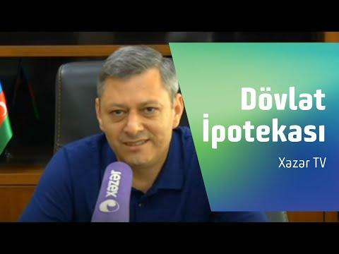Kristal Abşeron - Dövlət İpotekası (Xəzər TV)