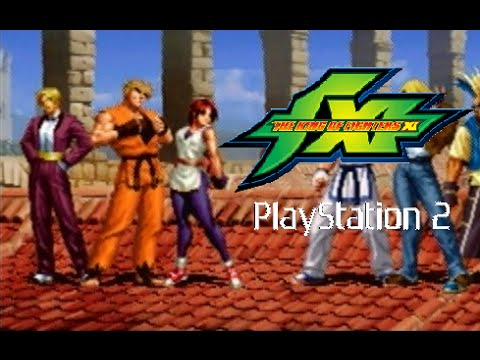 The King of Fighters XI playthrough (Playstation 2)