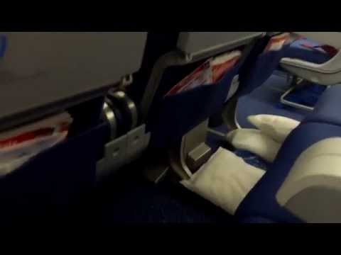 KLM A330-200 Full Flight Economy Class Experience DMM to AMS