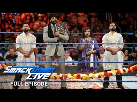 WWE SmackDown LIVE Full Episode, 15 August 2017