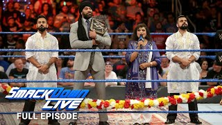 WWE SmackDown LIVE Full Episode, 15 August 2017