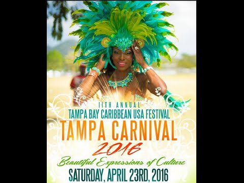 TAMPA CARIBBEAN FESTIVAL 2016