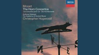 Mozart: Horn Concerto in D Major, K412/514 - 1. Allegro