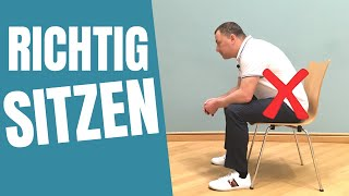 Richtig & entspannt Sitzen mit Mirko Lorenz   Keep Moving