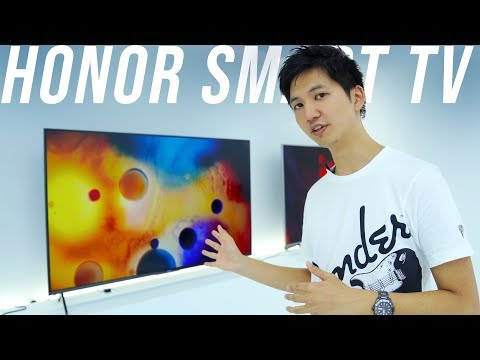 Honor Vision: Average and Slightly Overpriced Smart TV at $678