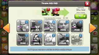 How to fix black screen and record clash of clans