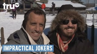 Impractical Jokers - Scaredy Cat Ski Bunnies (Punishment) | tr…