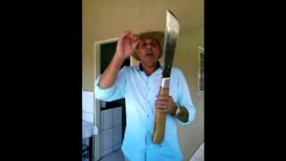 Canivete Goiano 3 melancia