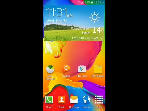 Review of Samsung Galaxy S5 ROM  V2 . KK V4.4.2 for GMD/E3/HD/BLP/W150/A900/FLYQUAD