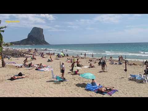 Calpe - Costa Blanca, Summer 2019