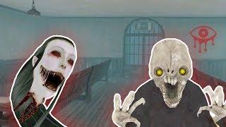 ДВОЙНИ ПРОБЛЕМИ НА КОШМАР 😰 - Eyes - The Horror Game Nightmare