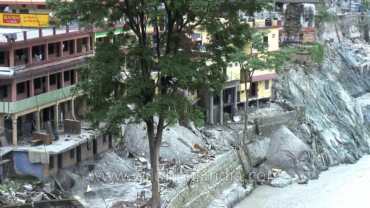Report On Natural Disaster In Uttarakhand