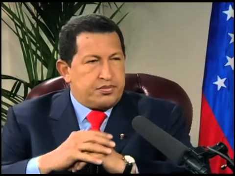 Tavis Smiley interviews Hugo Chavez 2006