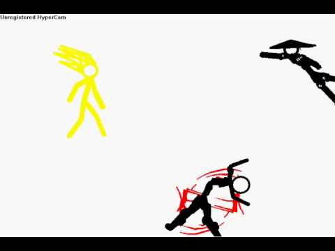 Download stick people fighting two!!
