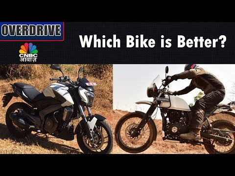 Awaaz Overdrive | Bajaj Dominar 400 or Royal Enfield Himalayan: Which Bike is Better?