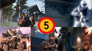 Топ 5 сложных спецопераций в Call Of Duty Modern Warfare 2