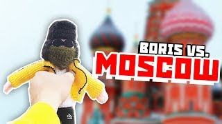 Matryoshkas and Caviar - Moscow review (200th video)