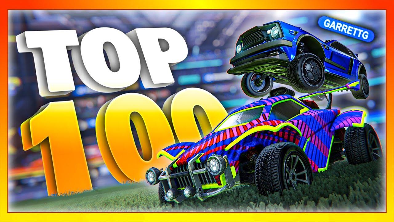 Garrettg & I played against TOP 100 opponents | SSL 3v3 Ep. 19 | Rocket League