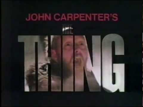The Thing (1982) (TV Spot)