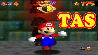 コメ付き スーパーマリオ64 近所のゲームうまい兄ちゃん  【TAS】