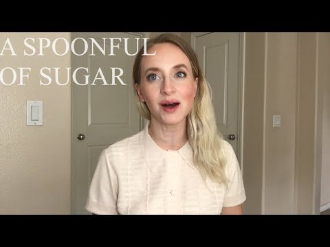 A Spoonful of Sugar cover by Bethanie Garcia DAY95