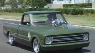 1967 Chevy C-10 Custom Part II: Driving, SOLD!!