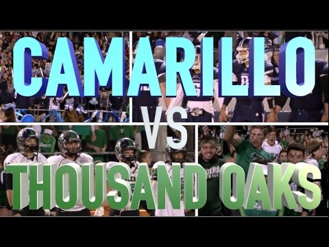 Camarillo vs Thousand Oaks : CIF-SS Northern DIV Finals - Highlight Mix