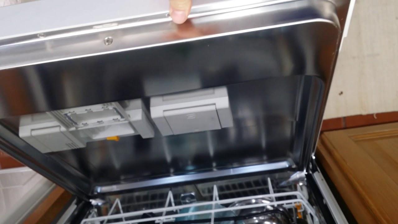 Miele G 6820 Sc Dishwasher Salt Refill You