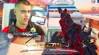 EL MEJOR ARMA de Call Of Duty MOBILE *NUEVO COD GRATIS* - AlphaSniper97