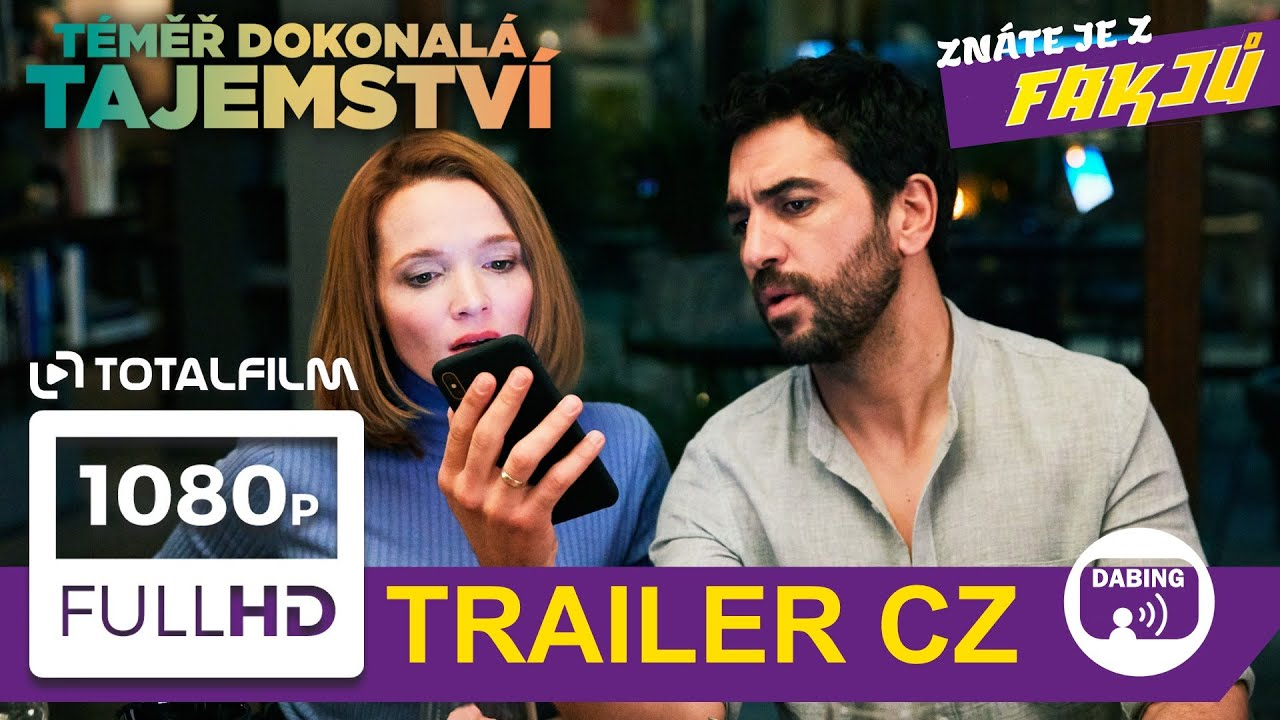 Téměř dokonalá tajemství (2020) CZ dabing HD trailer /s herci z Fakjů!/