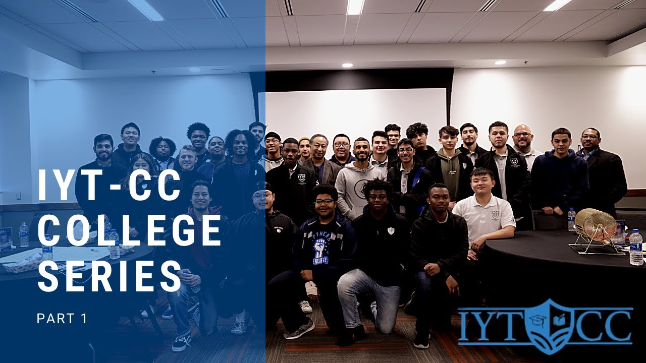 College Series: IYT-CC Part 1 (6.11.20)
